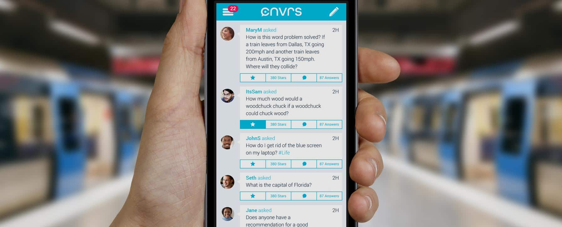 CNVRS: The New Mobile Application's Design Process