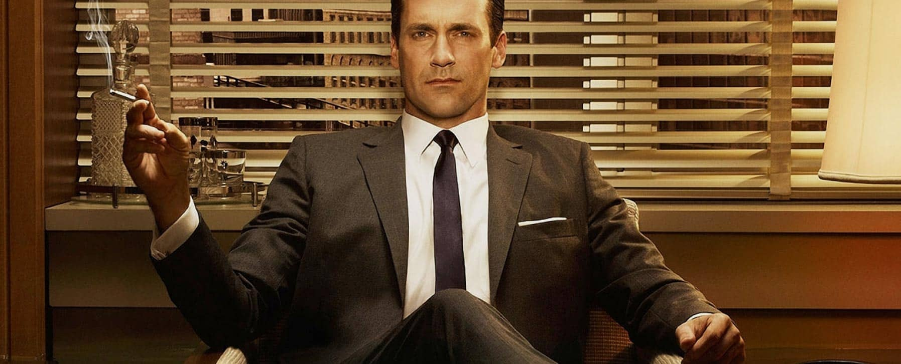 How to Give a Presentation Like Don Draper