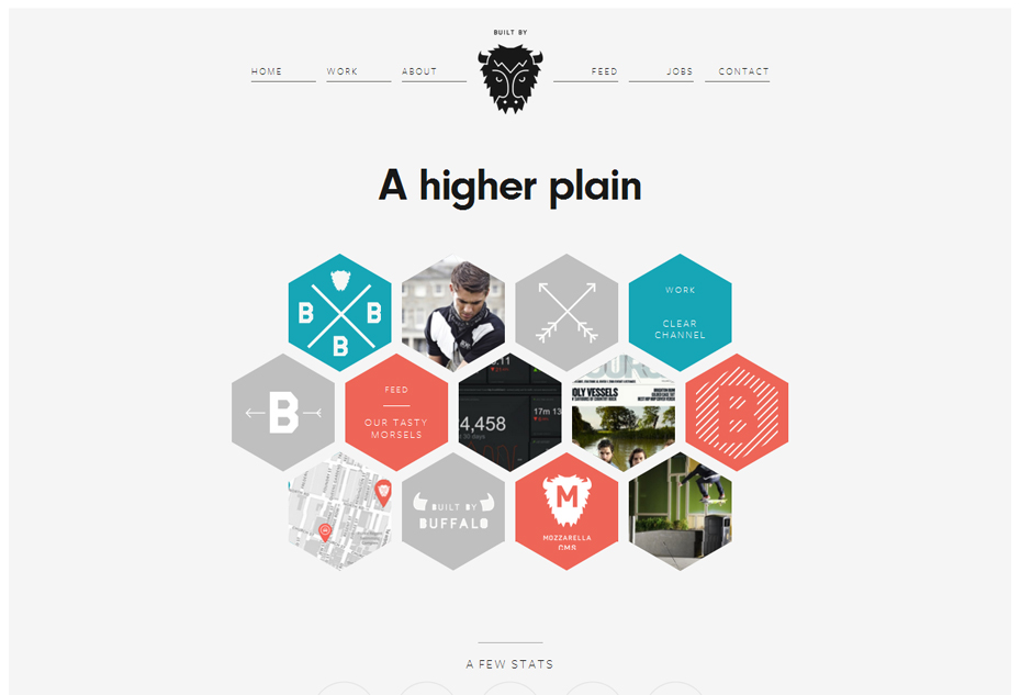 creative websites 2014