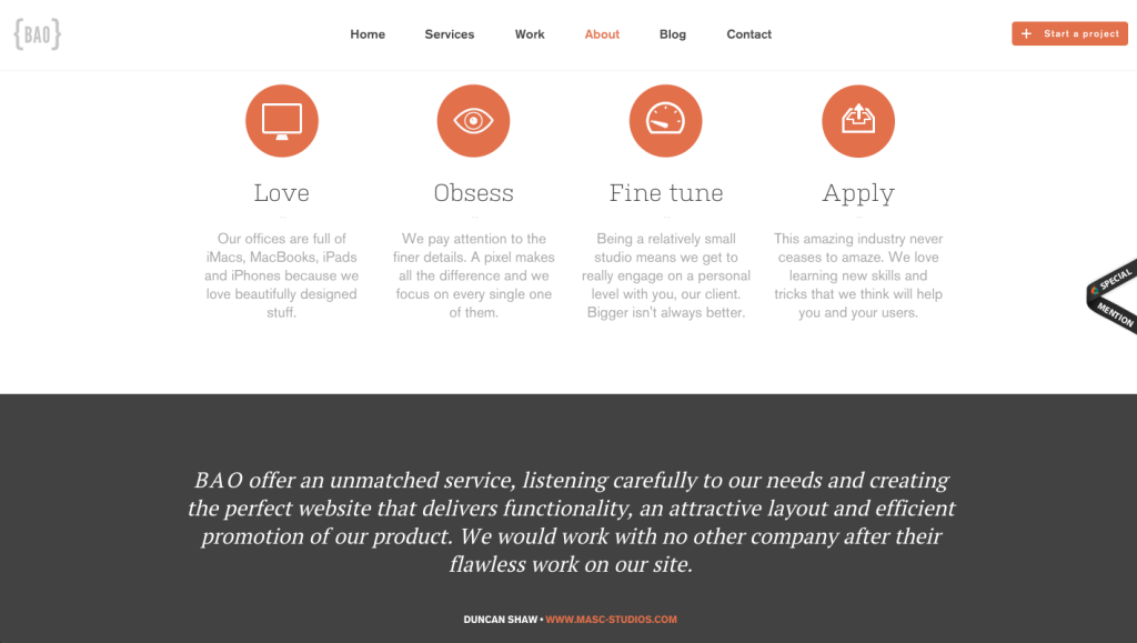 latest web design trends 2014