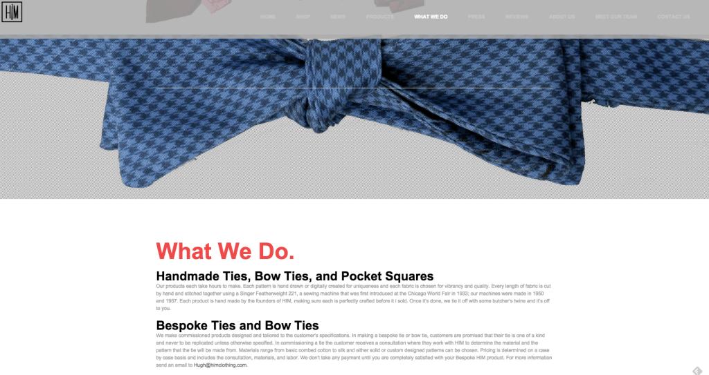 2015 web design