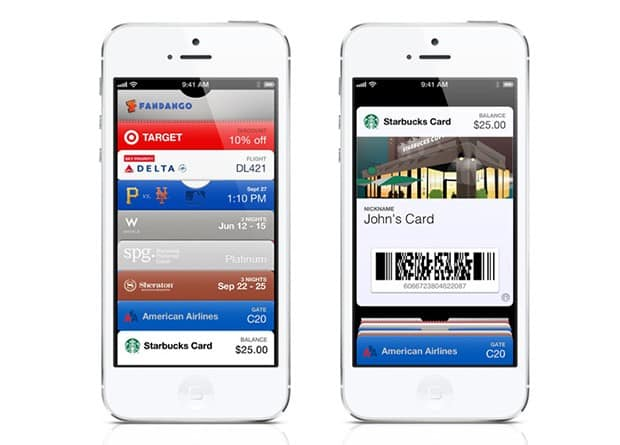 passbook integration apps
