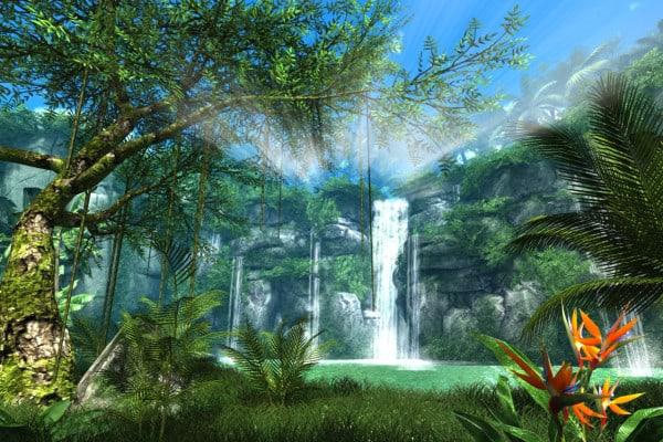 Waterfall VR