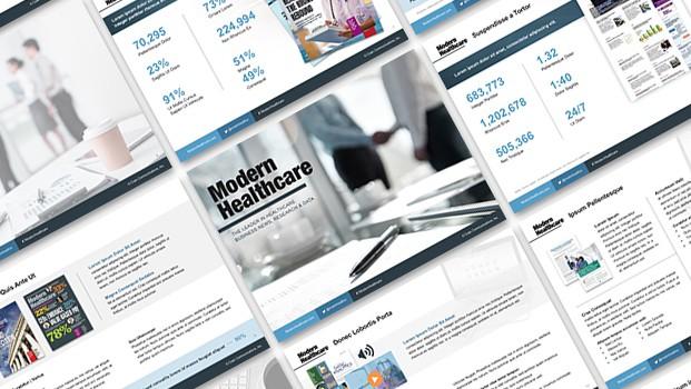 Modern Healthcare Media Kit