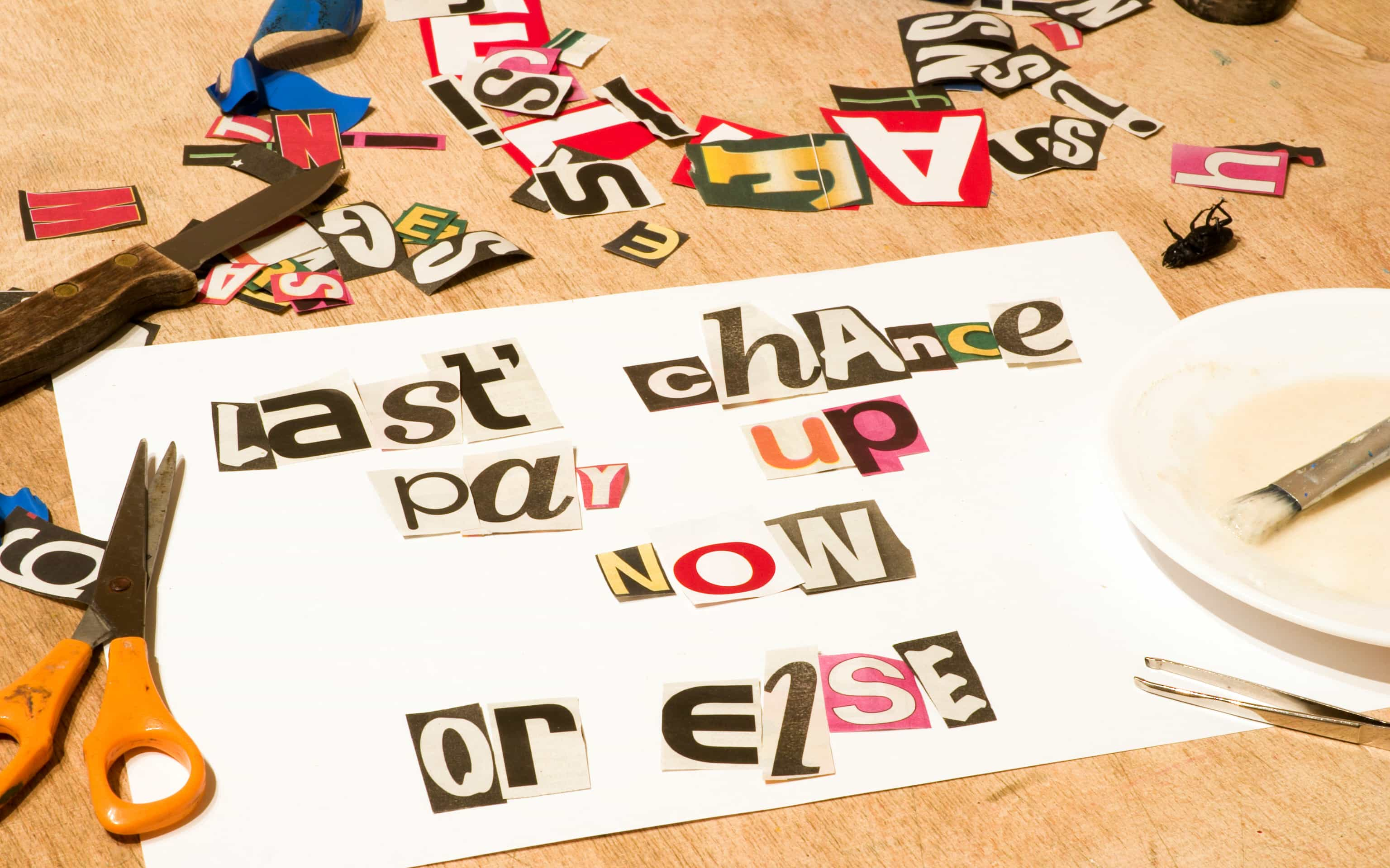 Ransom Note PPT