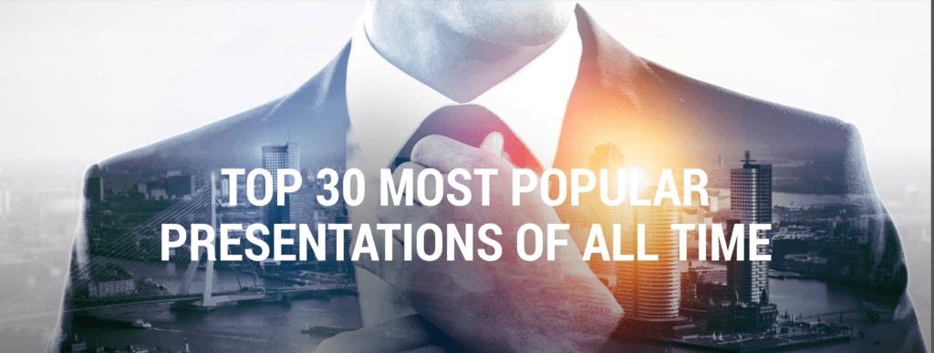 top 30 powerpoint presentation ideas