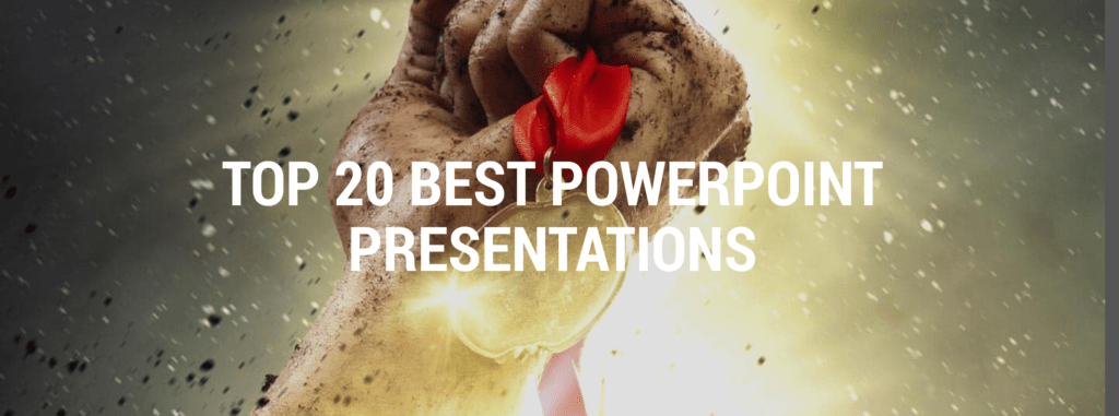 20 best powerpoint presentation ideas