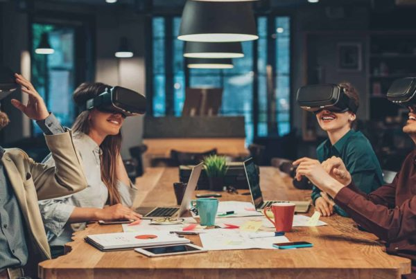 ways virtual reality is changing business