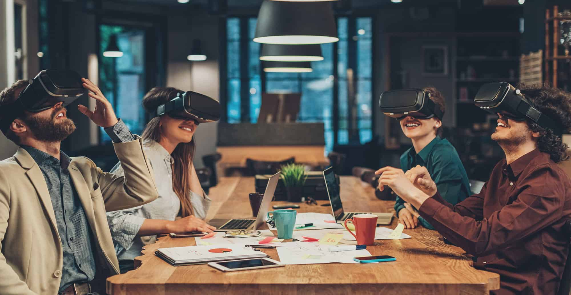 Reality Shift: 10 Ways Virtual and Augmented Reality are Changing Business