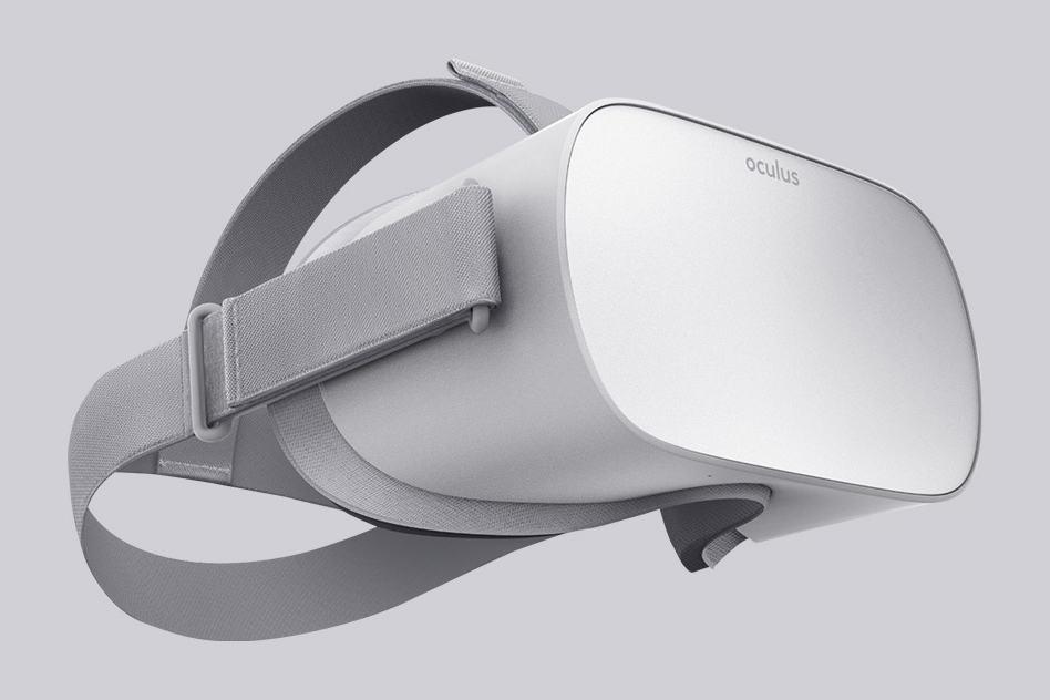 Oculus Go with Audio