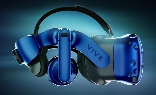 Vive Pro with Headphones