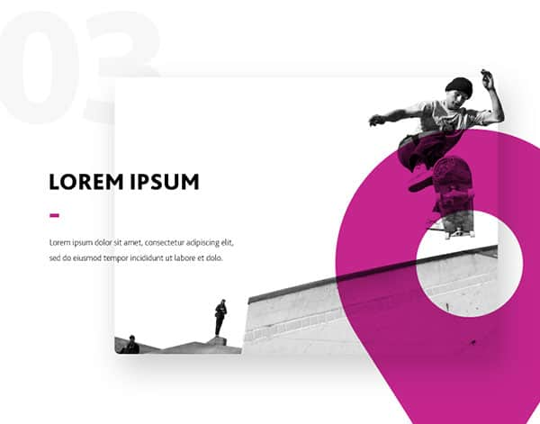 advertising top presentation design trends
