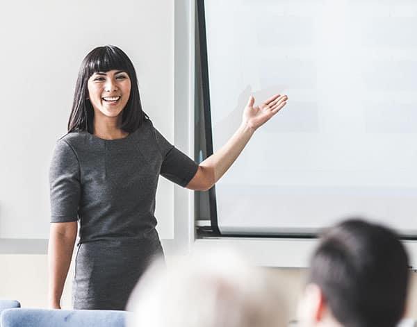 presentation design trends top technology