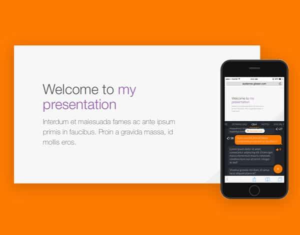 technology presentation design trends
