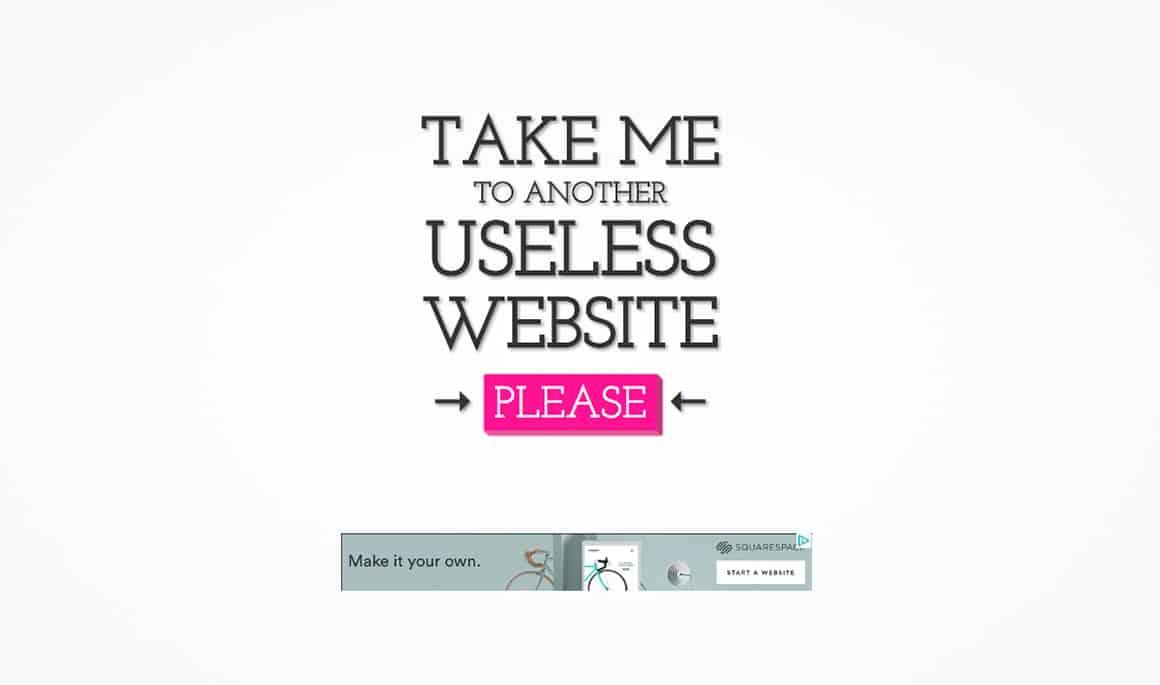 addicting strange websites