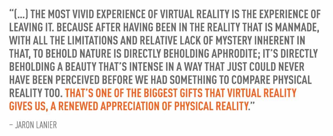 creator of virtual reality