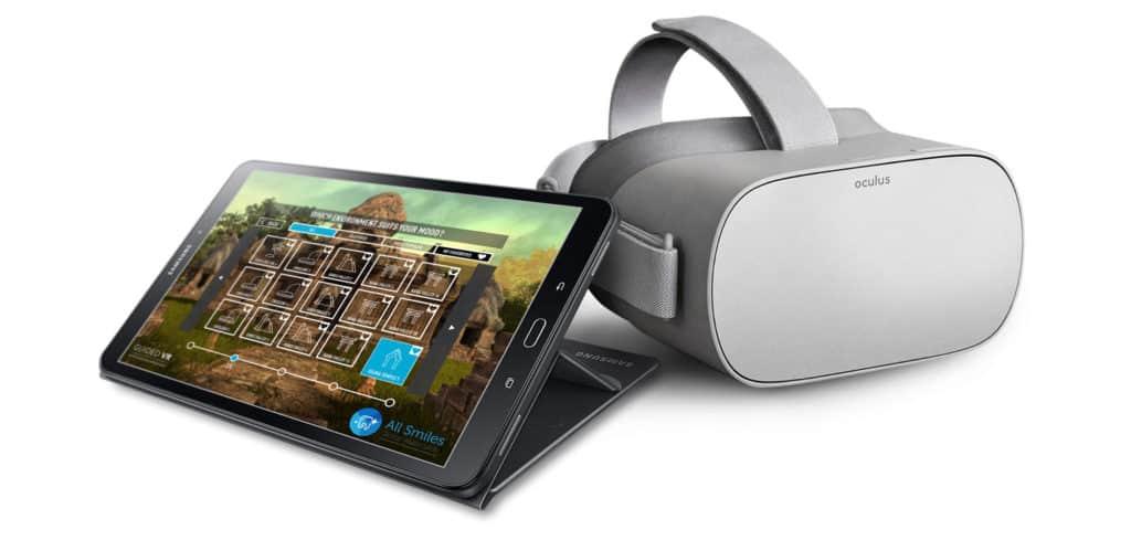 Guided Meditation VR for Oculus Go