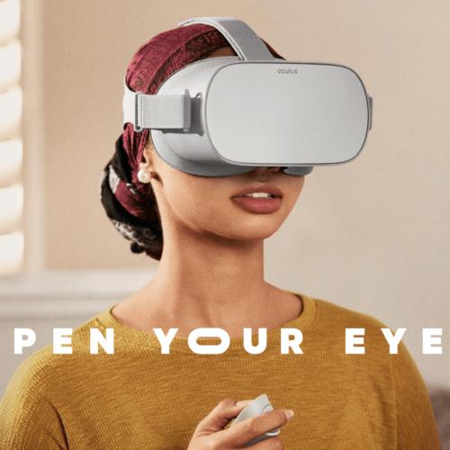 Oculus Go Relaxation App
