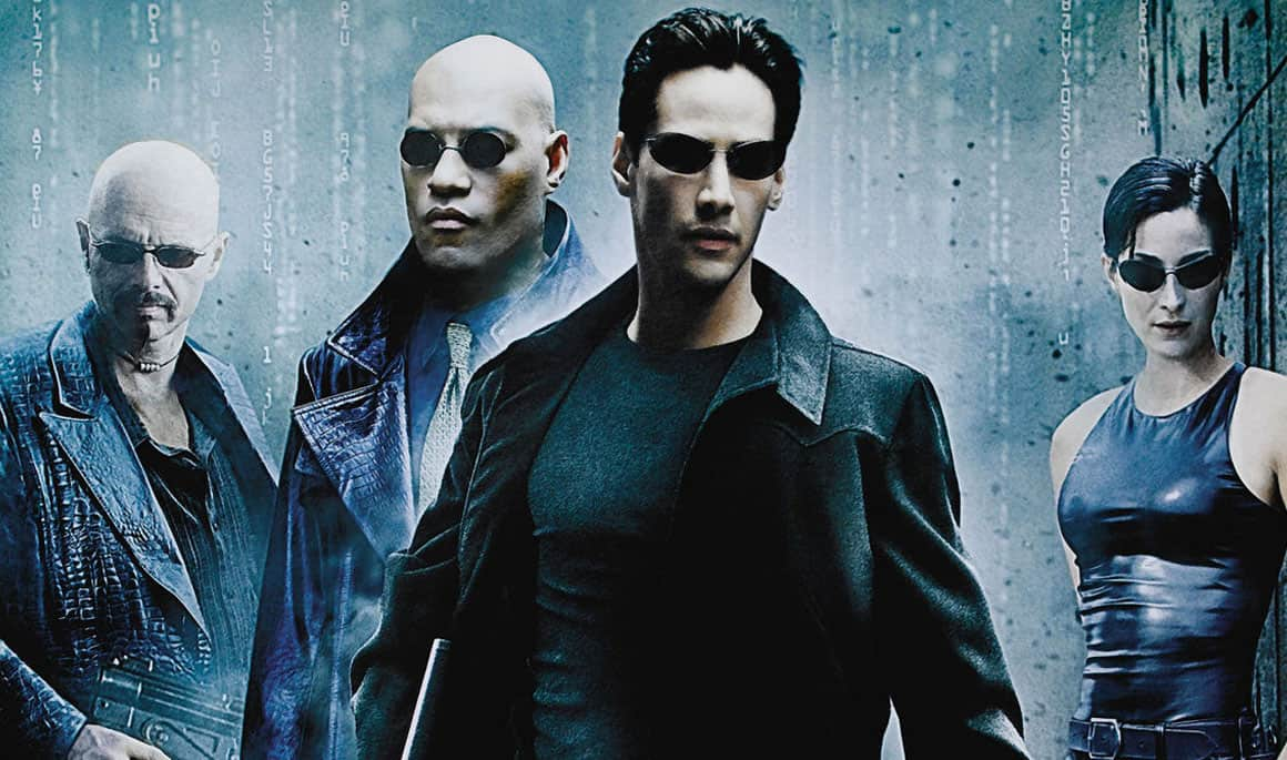 television and movies that inspired virtual reality applications the matrix
