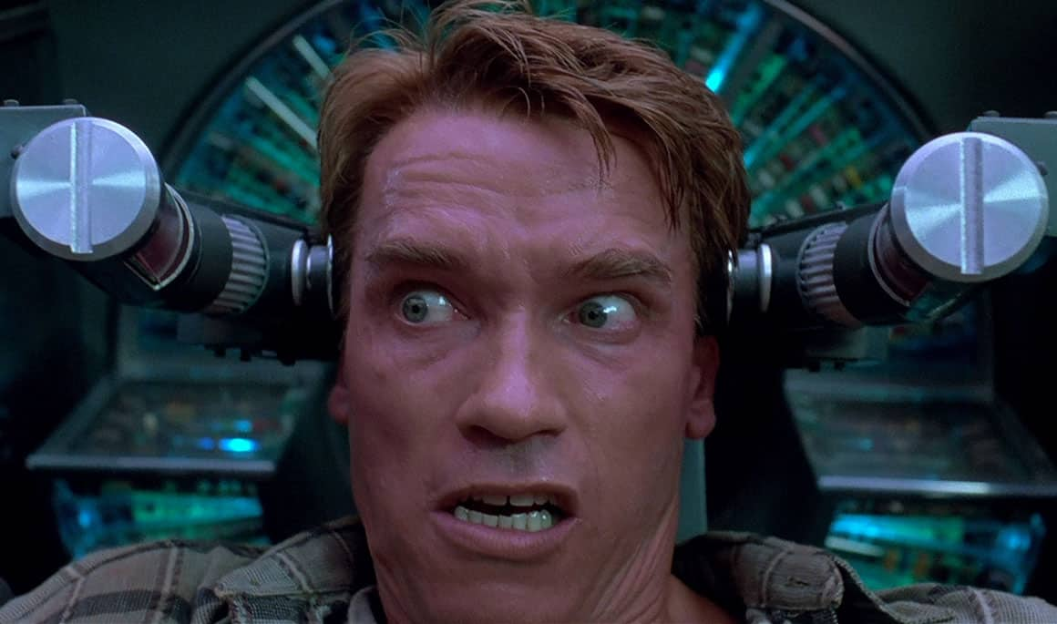 television and movies that inspired virtual reality applications total recall
