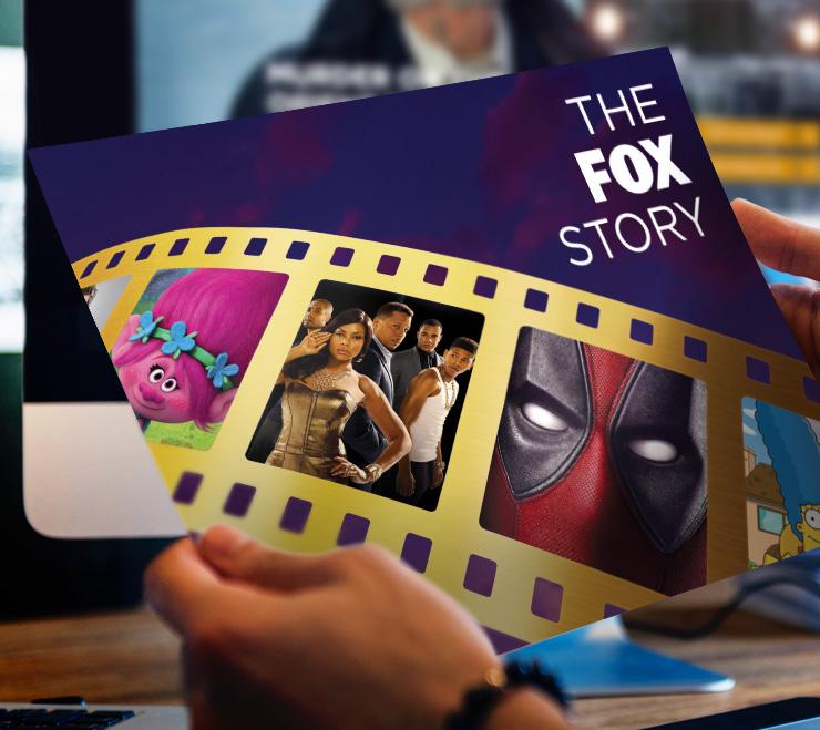 Fox Story Brochure