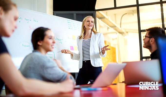 communicating leadership