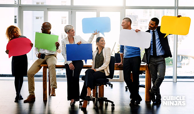 leadership communication language