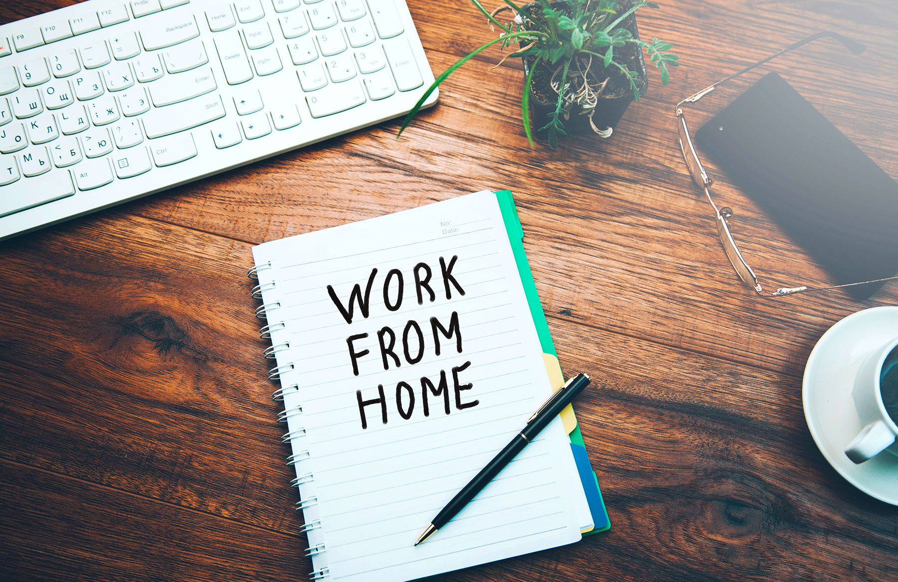8 Work From Home Tips to Reduce Stress